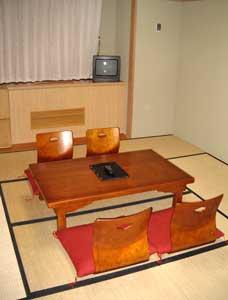 札幌国際ユースホステル/客室