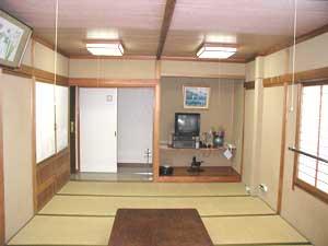 砂払温泉/客室