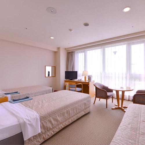 白神展望温泉 美肌の湯 ホテルサンルーラル大潟/客室