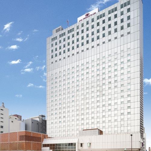 ANAクラウンプラザホテル札幌(旧 札幌全日空ホテル)/外観