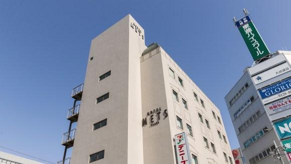ホテルメッツ浦和<JR東日本ホテルズ>/外観