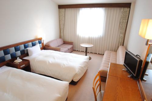 ホテルフォルクローロ角館<JR東日本ホテルズ>/客室