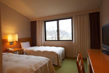 ホテルフォルクローロ花巻東和<JR東日本ホテルズ>(旧:フォルクローロいわて東和)/客室
