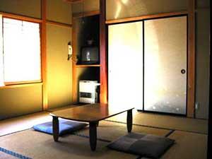純和風ペンション 王滝山荘 銀(しろがね)/客室