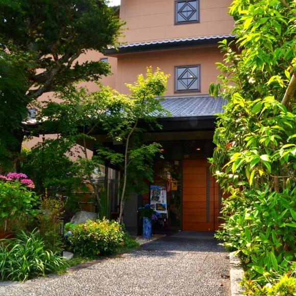 割烹旅館 長崎荘/外観