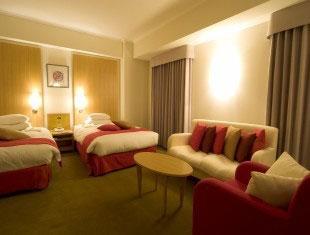 シャトレーゼ ガトーキングダムサッポロ ホテル&スパリゾート/客室