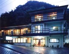 梅ヶ島温泉 清香旅館/外観