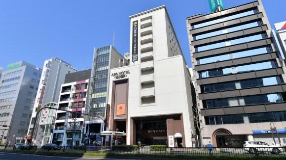 アパホテル<名古屋錦>EXCELLENT/外観