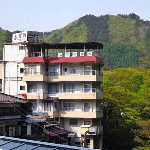 鹿教湯温泉 ふぢや旅館/外観
