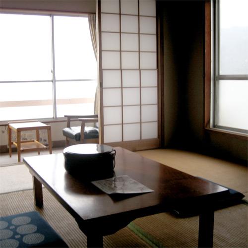 シーサイド桂ヶ浜荘/客室