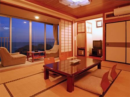 海辺のお宿 いそかぜ/客室