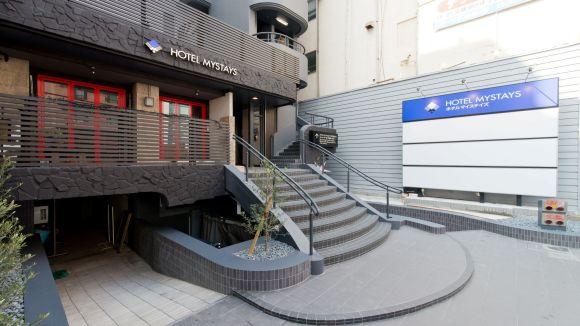 ホテルマイステイズ心斎橋/外観