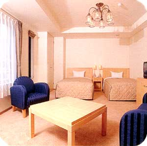 ホテル三徳/客室