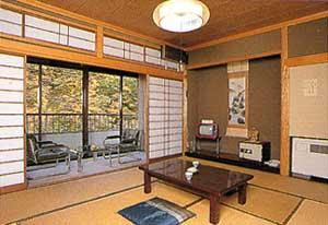 村営 くろゆり荘/客室