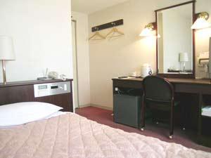 ホテル タウン錦川/客室