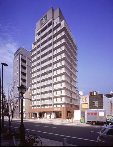 R&Bホテル神戸元町/外観