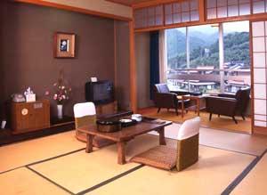 俵山温泉 坂倉旅館/客室