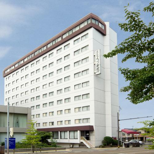 ホテルエコノ東金沢/外観
