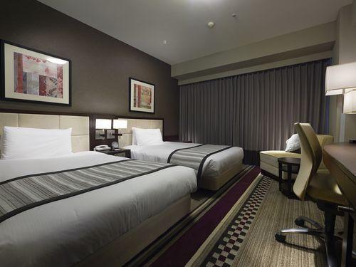 ホテルサンルートプラザ新宿/客室