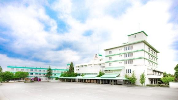南田温泉 ホテルアップルランド/外観