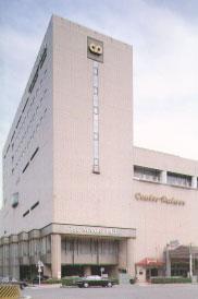 津都ホテル/外観