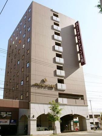 ホテル アセントイン札幌/外観