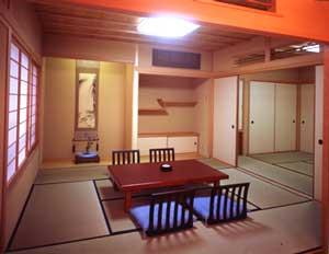 湯の山温泉 三慶園/客室