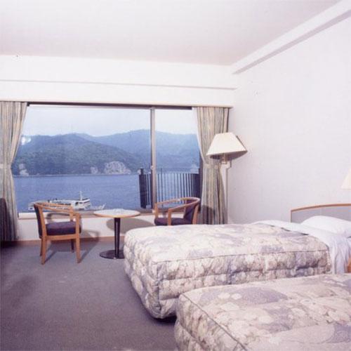 マリンポートホテル海士 <隠岐諸島>/客室