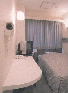 ビジネスホテルソーシャル姉崎/客室