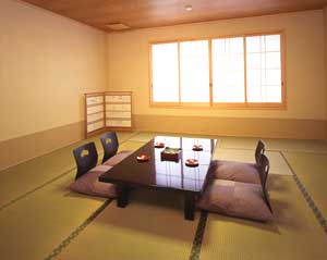 荒神の宿 三宝/客室