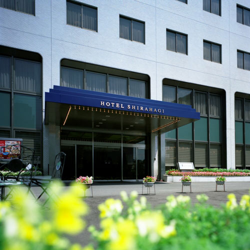 ホテル白萩/外観
