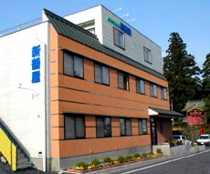 ビジネスの宿 新鶴屋/外観