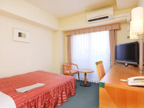 ホテルレオパレス岡山/客室