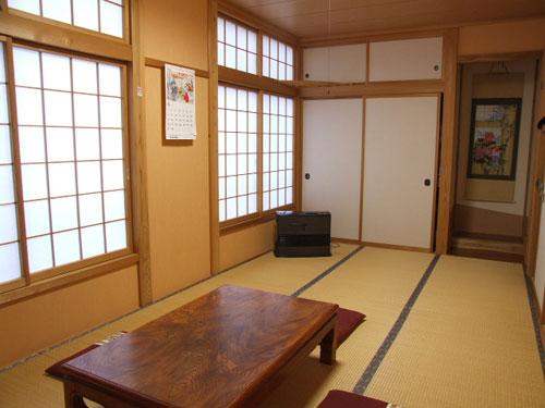 奥会津・只見町 民宿 いわさき荘/客室