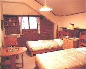 食彩の宿 山の森/客室
