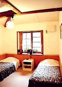 アミーゴたちの宿 ヤスダペンション/客室