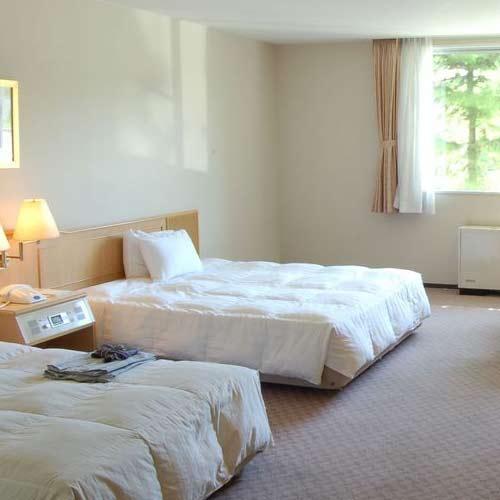 ゆとりろ軽井沢ホテル(旧:サァラ軽井沢ホテル)/客室