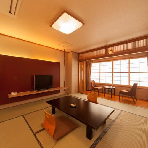 湯田温泉 ホテルかめ福/客室