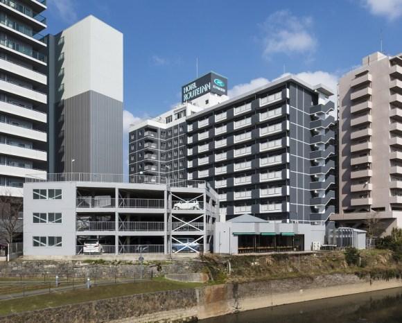 ホテルルートイン熊本駅前/外観
