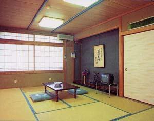 竹野浜 料理旅館 たけの館/客室