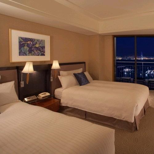 横浜ベイホテル東急/客室