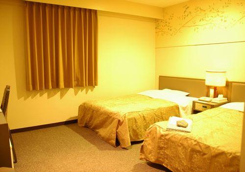 ホテル ハートイン函館/客室