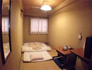 ツクバホテル/客室