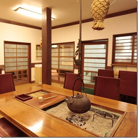野沢温泉 信州サーモン、岩魚、鯉、鱒料理のお宿 ふぶき/客室