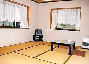ペンション白鳥/客室