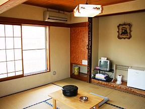 ビジネスと観光の宿 ふじ旅館/客室