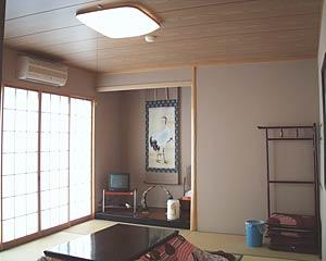 海女と漁師の宿 民宿 坂下<静岡県>/客室