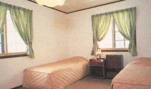 ペンション 南十字星/客室