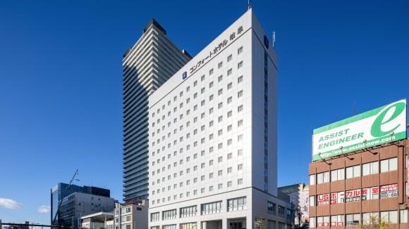 コンフォートホテル岐阜/外観