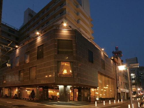 中島屋グランドホテル(旧:静岡グランドホテル中島屋)/外観